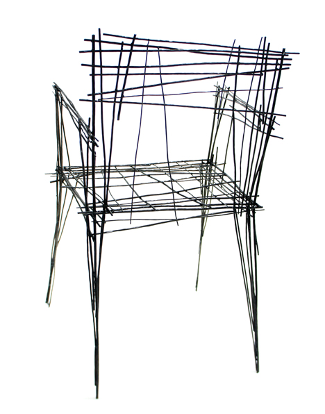 Furniture That Looks Like Line Drawings By Jinil Park Ga Pema